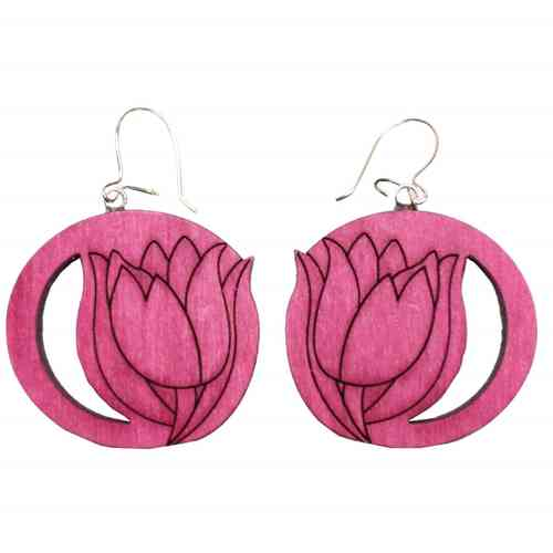 Tulppaani Earrings